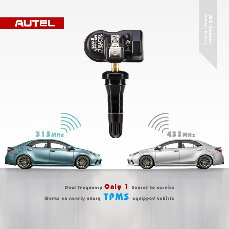Autel 315 & 433MHz in 1 Sensor for TPMS