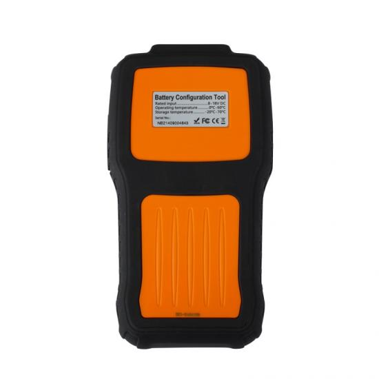 Foxwell battery configuration tool